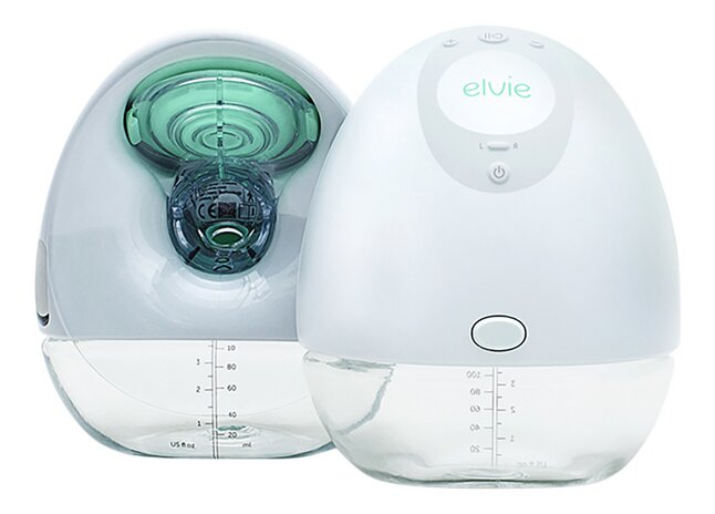 Elvie Tire-lait électrique double pompage