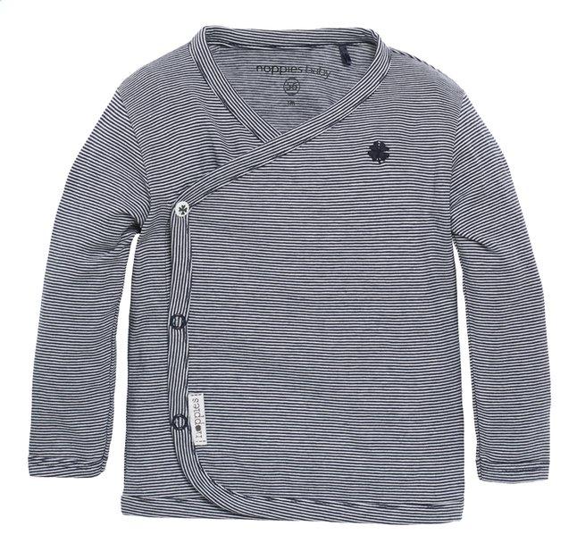 Afbeelding van Noppies T-shirt met lange mouwen Smal navy maat 44 from Dreambaby