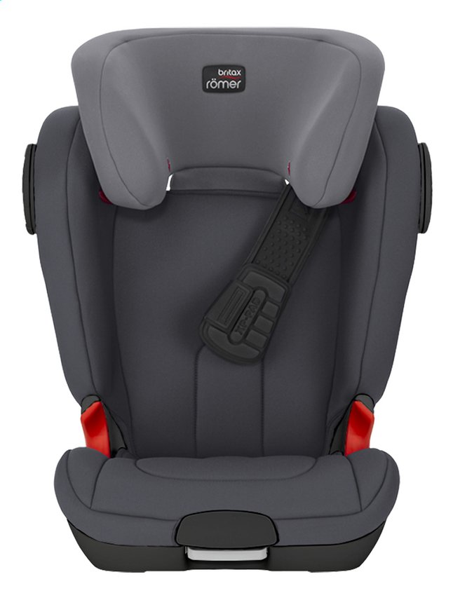 britax r mer si ge auto kidfix xp ii sict black series groupe 2 3 storm grey dreambaby. Black Bedroom Furniture Sets. Home Design Ideas