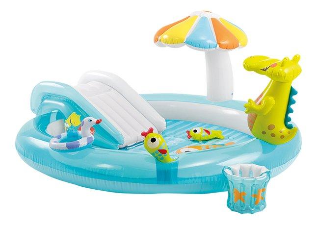 Image pour Intex Piscine pour bébé Crocodile Centre de jeu à partir de Dreambaby