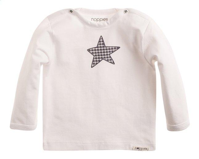 Image pour Noppies T-shirt à longues manches Melanie white à partir de Dreambaby