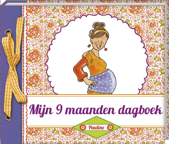 Afbeelding van Babydagboek Mijn 9 maanden dagboek - Pauline Oud from Dreambaby