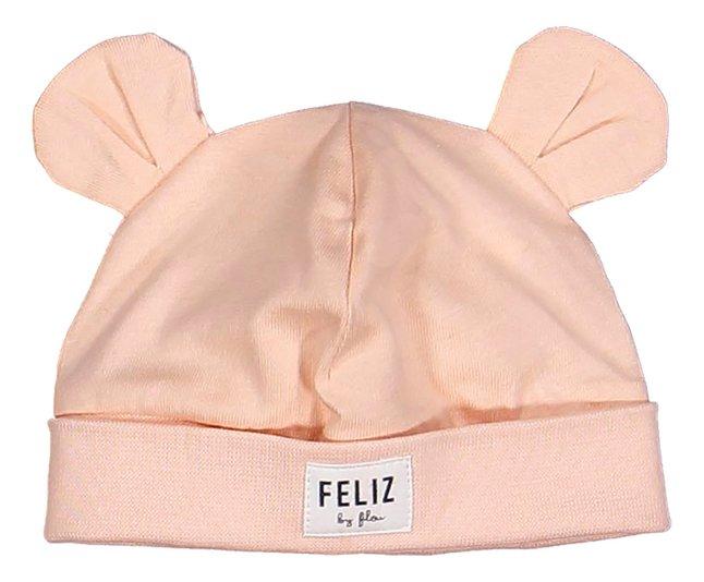 Afbeelding van Feliz by Filou Muts Bear roze from Dreambaby
