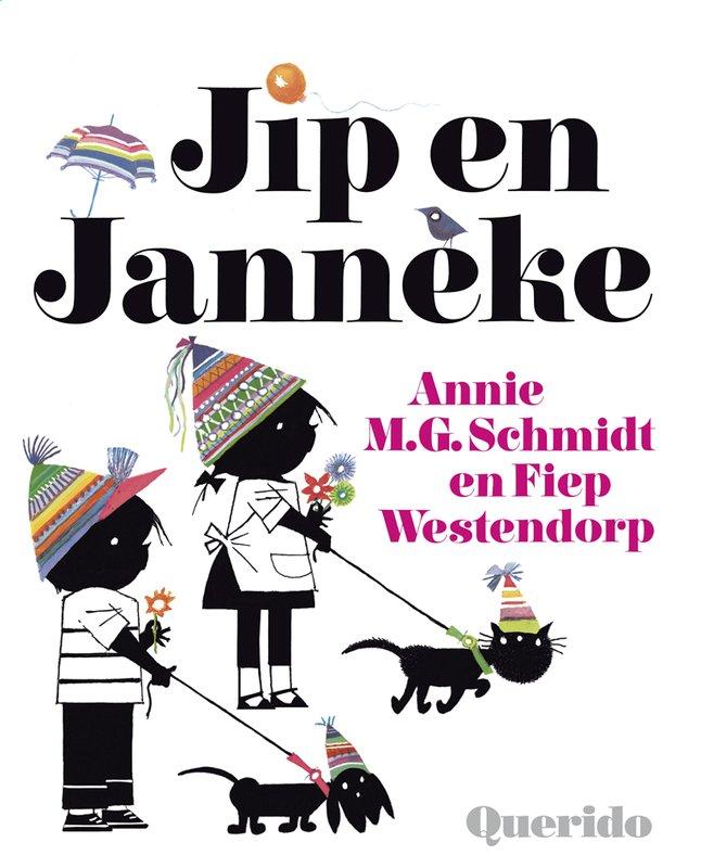 Afbeelding van Boek Jip en Janneke - Annie M.G. Schmidt from Dreambaby