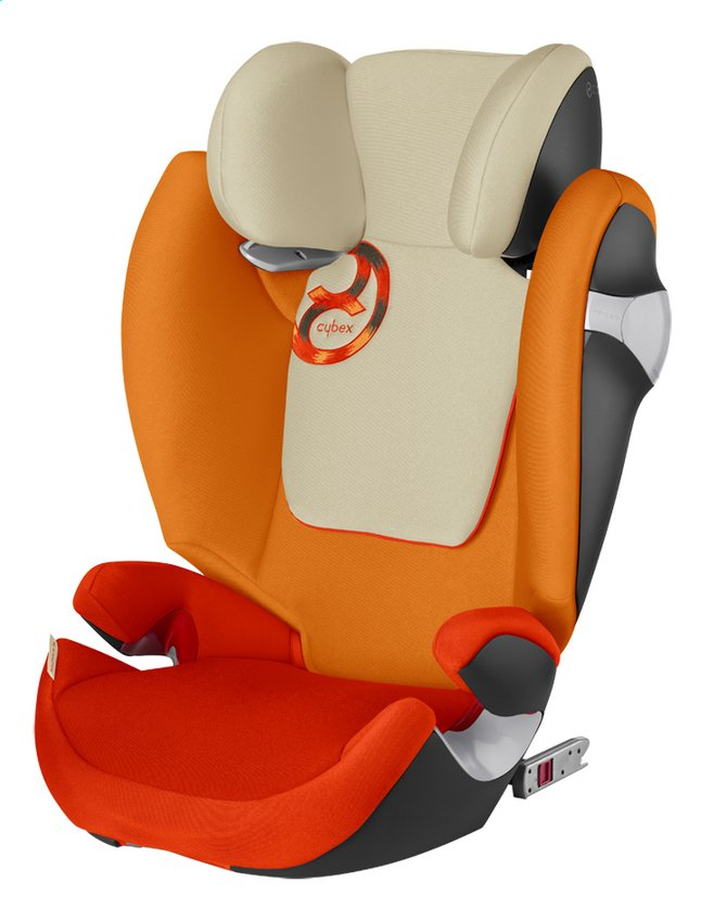 Image pour Cybex Siège-auto Solution M-Fix Groupe 2/3 autumn gold à partir de Dreambaby