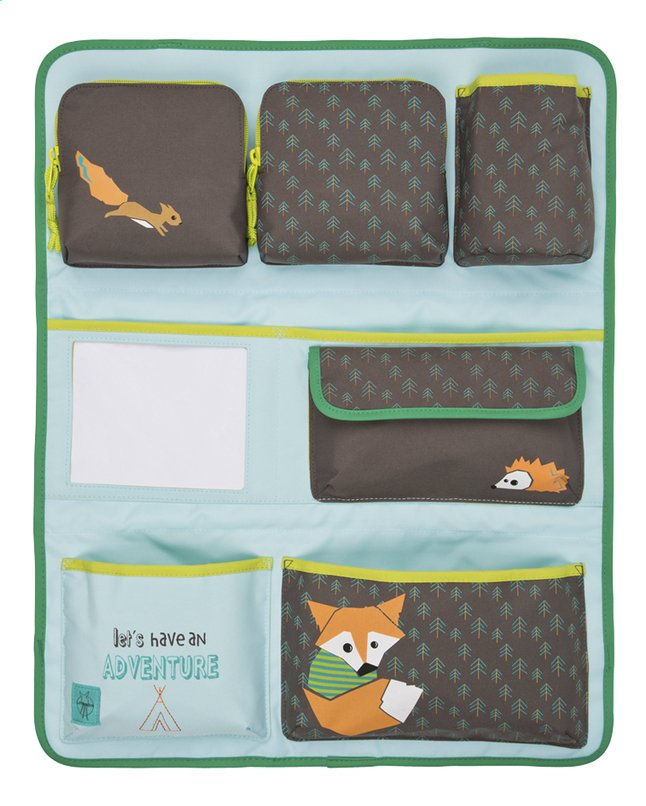 Afbeelding van Lässig Opbergtas Wrap-to-go Little Tree Fox from Dreambaby