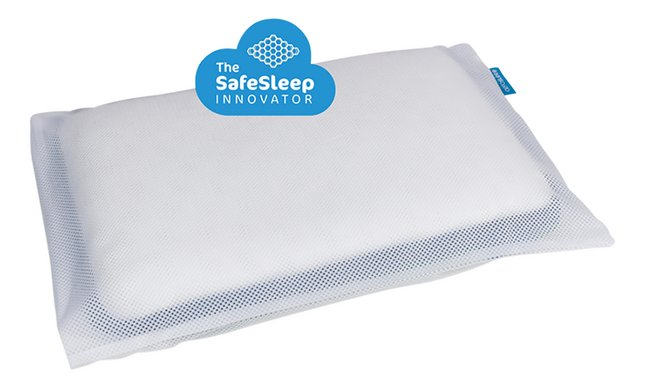 Aerosleep kussensloop small wit dreambaby