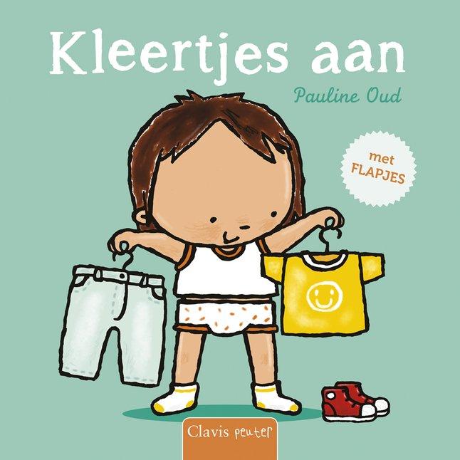 Afbeelding van Babyboek Kleertjes aan from Dreambaby
