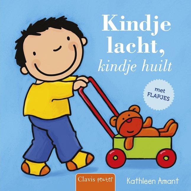 Afbeelding van Babyboek Kindje lacht, kindje huilt from Dreambaby