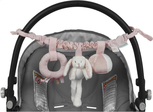 Image pour Little Dutch Trapèze Adventure Pink pour siège-auto à partir de Dreambaby