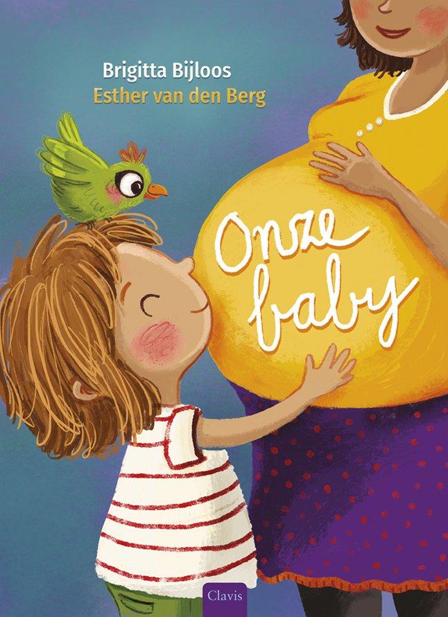 Afbeelding van Babyboek Onze baby from Dreambaby