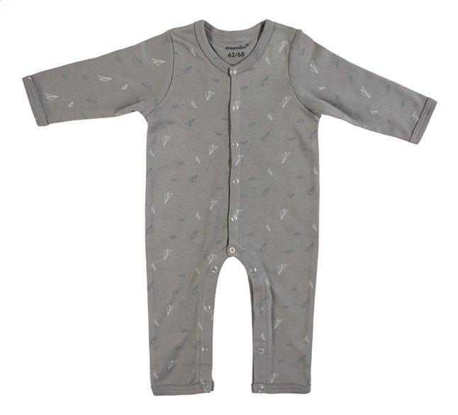 Dreambee Pyjama Essentials aop avion gris foncé
