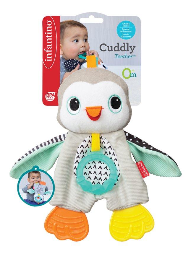 Infantino Bijtspeeltje Pinguïn