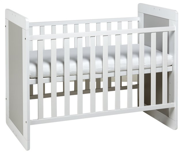 Afbeelding van Transland Meegroeibed Mattes L 120 x B 60 cm from Dreambaby