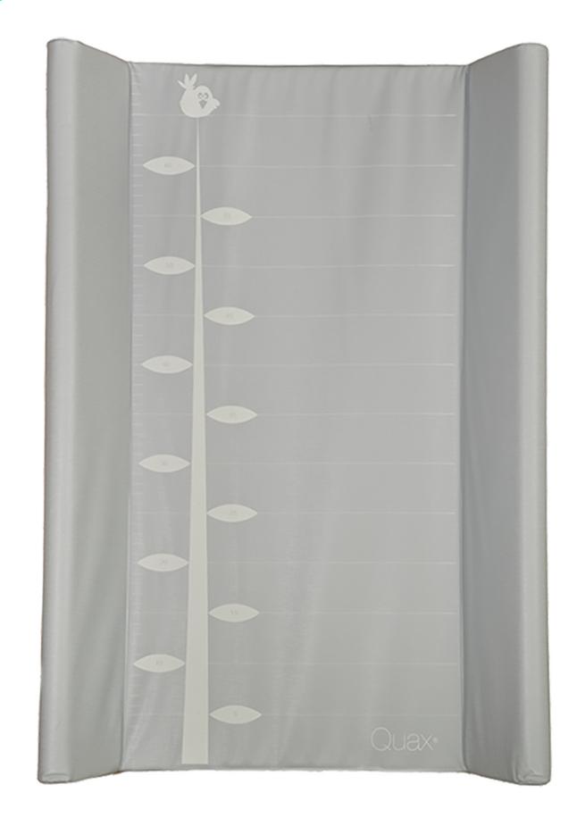 Image pour Quax Matelas à langer avec toise gris à partir de Dreambaby