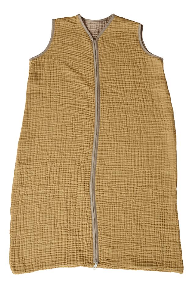 Quax Sac de couchage Ethnic safran/beige 90 cm