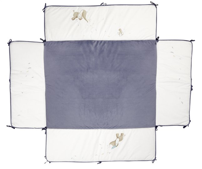 Image pour Noukie's Fond de parc Bao & Wapi polyester à partir de Dreambaby