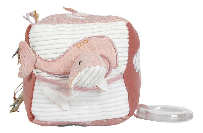 Little Dutch Speelkubus Ocean Pink