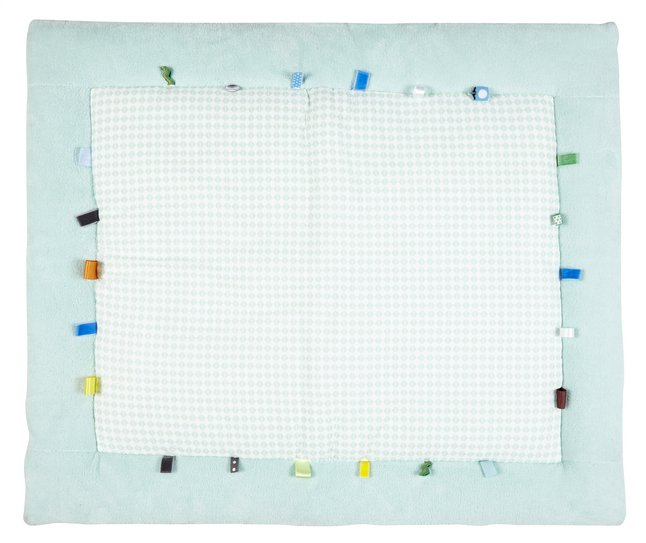 Image pour Snoozebaby Tapis pour parc Cheerful Playing fresh mint à partir de Dreambaby