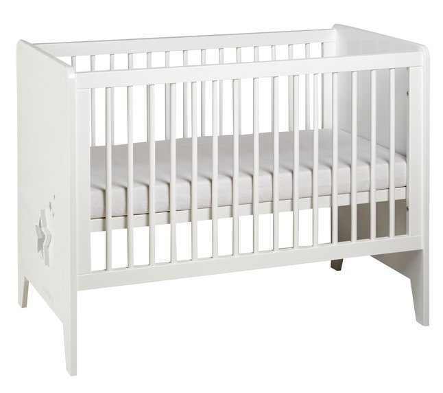 Afbeelding van Noukie's Babybed Poudre d'Étoiles from Dreambaby