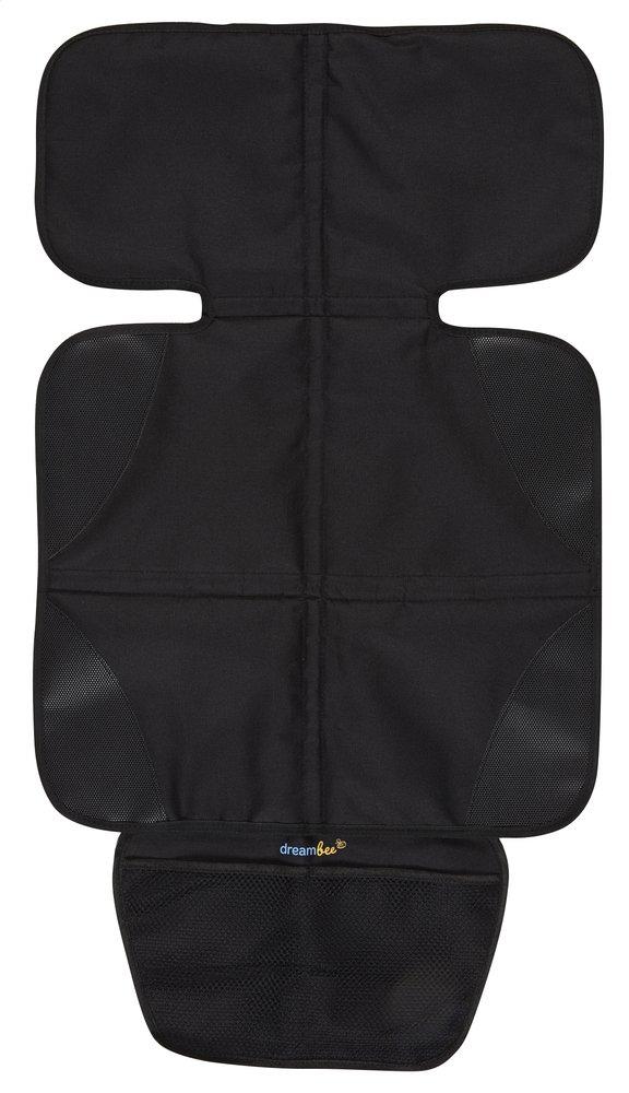 Afbeelding van Dreambee Zetelbeschermer Essentials zwart/grijs from Dreambaby