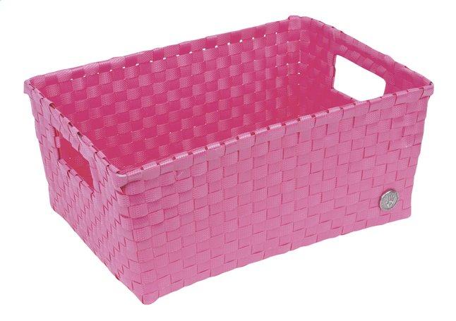 Image pour Handed By Panier de rangement Bibbona pink à partir de Dreambaby
