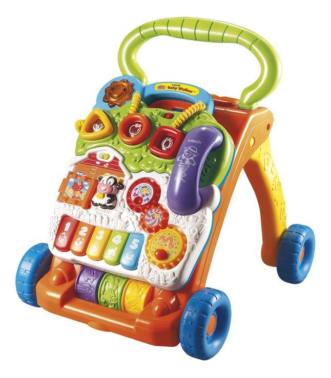 Afbeelding van VTech loophulpje Baby Walker oranje from Dreambaby