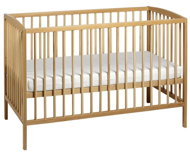 Afbeelding van Amal II Babybed One naturel from Dreambaby