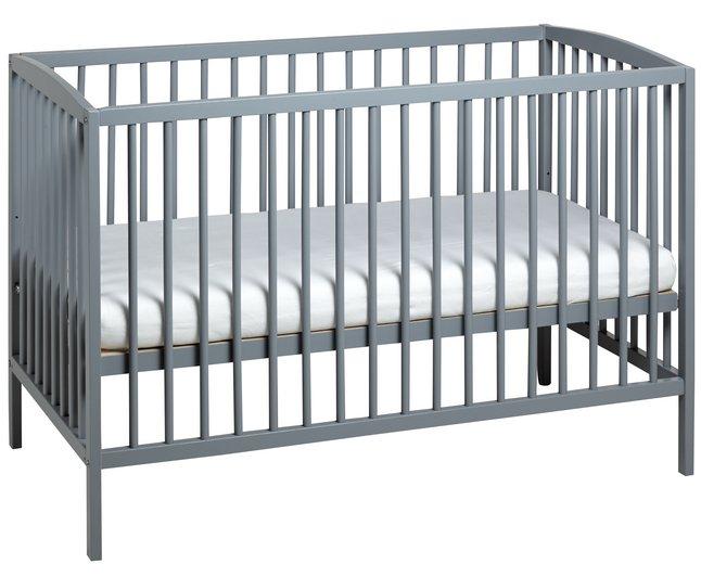 Image pour Amal II Lit de bébé One gris à partir de Dreambaby