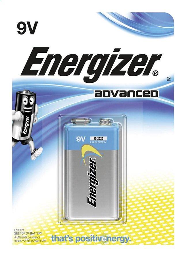 Image pour Energizer pile 9V Advanced à partir de Dreambaby