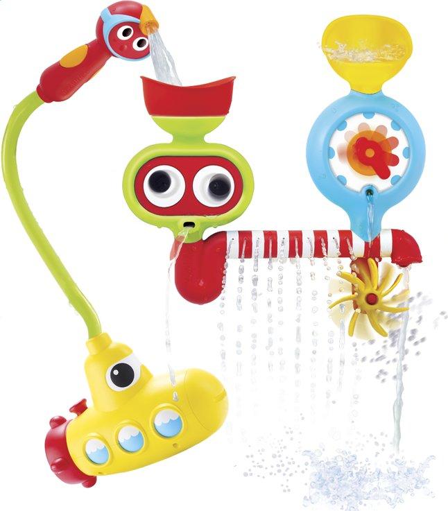 Image pour Yookidoo Jouet de bain Submarine Spray Station à partir de Dreambaby