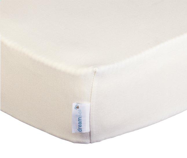 Image pour Dreambee Drap-housse pour berceau Essentials 90 x 40 cm écru à partir de Dreambaby