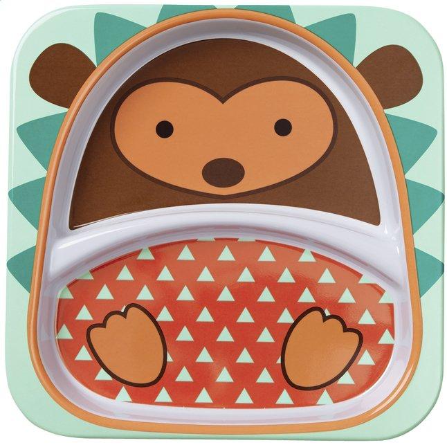Afbeelding van Skip*Hop Bord met vakken Zoo hedgehog from Dreambaby