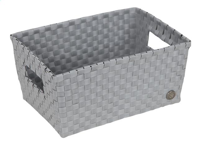 Image pour Handed By Panier de rangement Bibbona flint grey à partir de Dreambaby