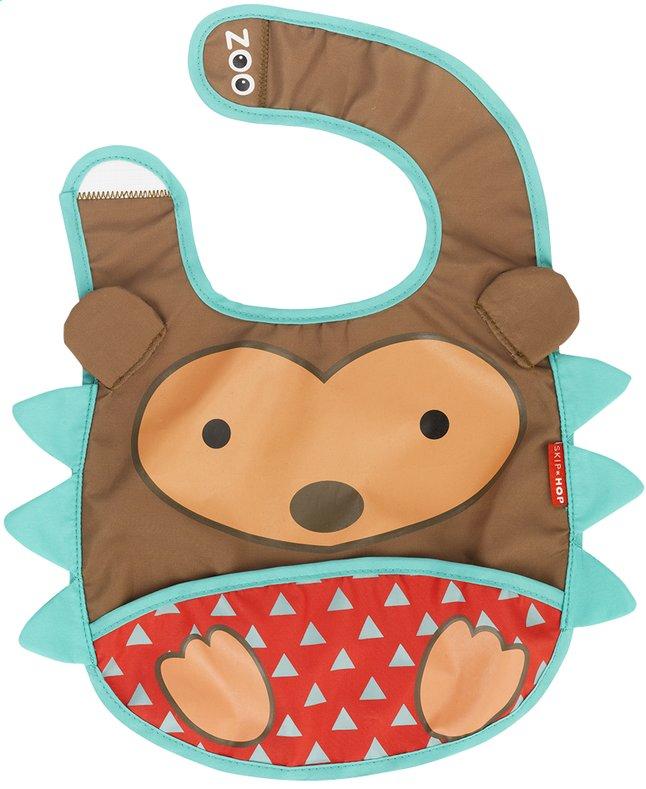 Image pour Skip*Hop Bavoir Zoo avec fermeture velcro hérisson à partir de Dreambaby