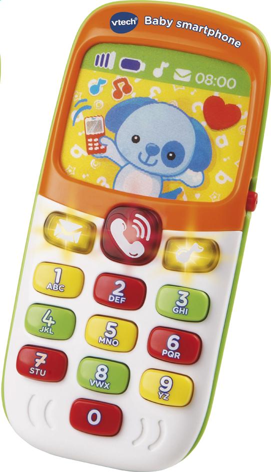 Image pour VTech Baby smartphone à partir de Dreambaby