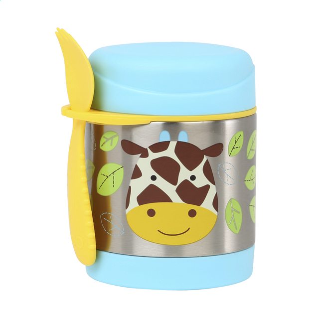 Afbeelding van Skip*Hop Lunchbox Zoo Giraffe from Dreambaby