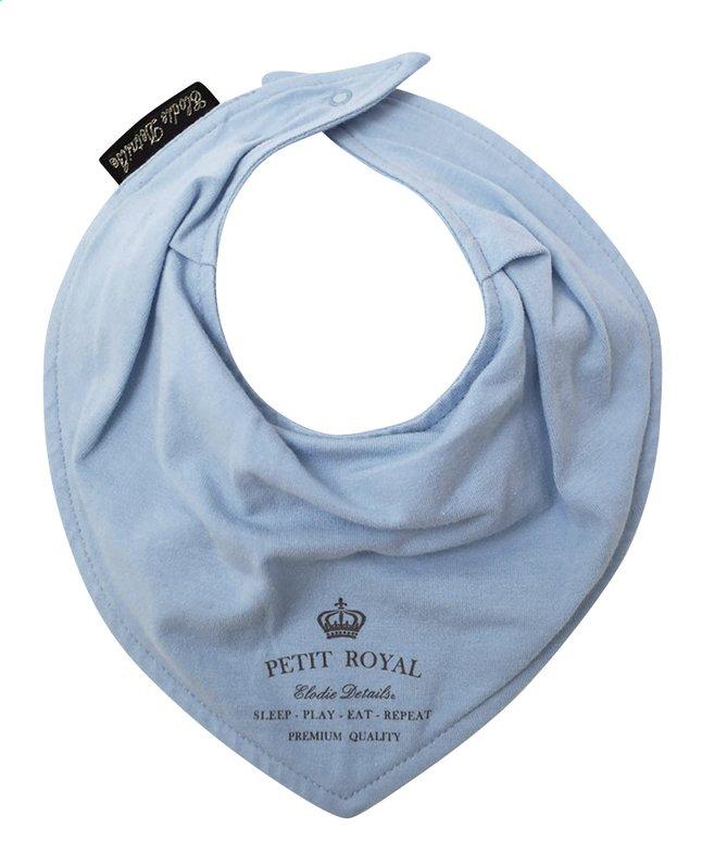 Image pour Elodie Details Bavoir/bandana Petit Royal Blue à pression blue à partir de Dreambaby