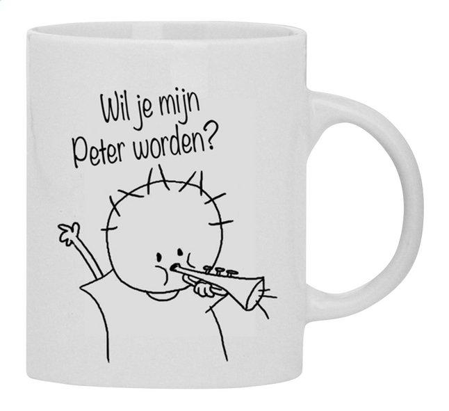Image pour Tasse Rube & Rutje 'Wil je mijn peter worden?' à partir de Dreambaby
