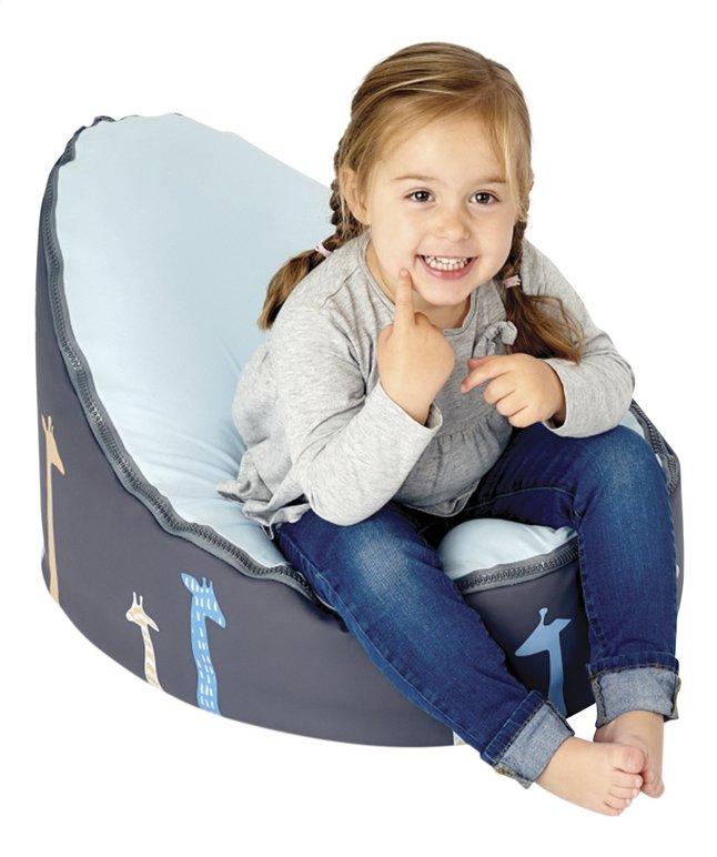 Afbeelding van doomoo Zitkussen Seat Giraf blue from Dreambaby