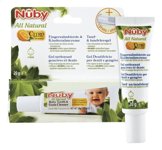 Afbeelding van Nûby Tand- en tandvleesgel Citroganix 20 g from Dreambaby