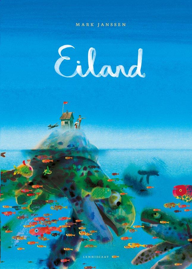 Image pour Livre pour bébé Eiland à partir de Dreambaby