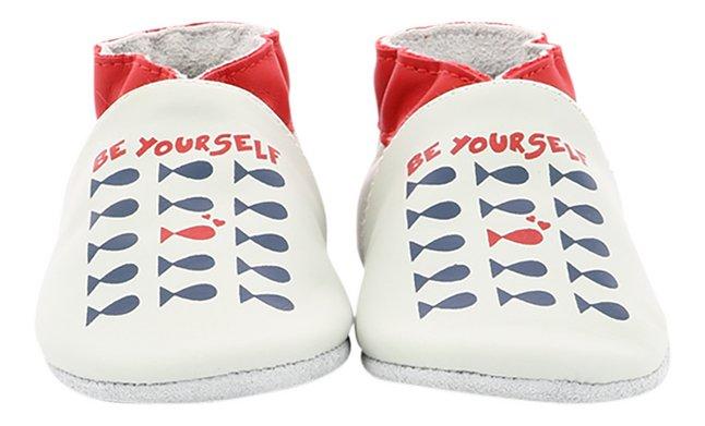 Robeez Chaussures Be Yourself écru