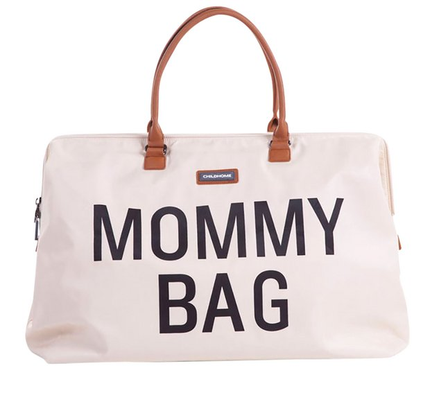 Childhome Sac à langer Mommy bag off white