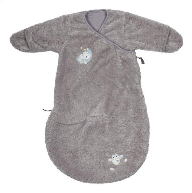 Afbeelding van Dreambee Winterslaapzak Lila & Lou Lou soft fleece grijs 60 cm from Dreambaby