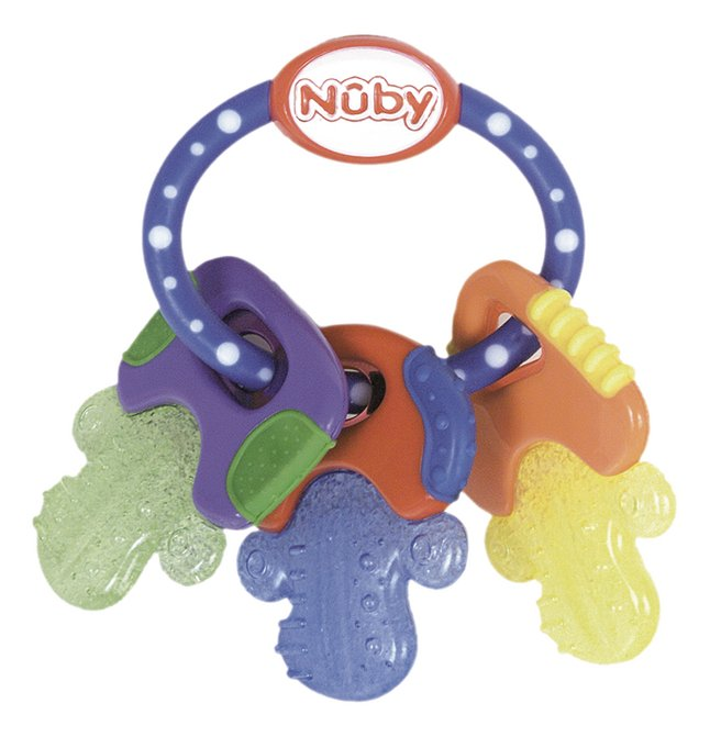 Image pour Nûby Clés de dentition Ice Gel à partir de Dreambaby