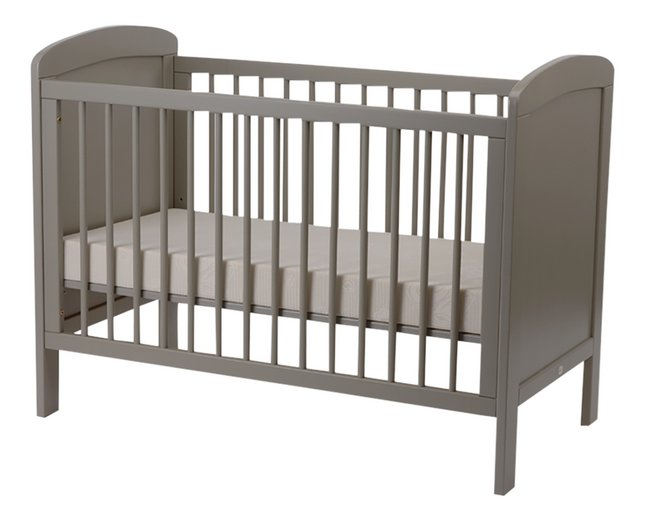 Afbeelding van Pericles Babybed Sophie moon grey from Dreambaby