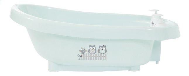 Afbeelding van bébé-jou Thermobadje Owl Family Click from Dreambaby