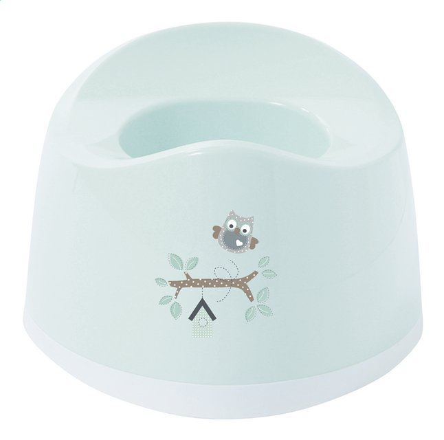 Afbeelding van bébé-jou Potje Owl Family Potty Trainer from Dreambaby