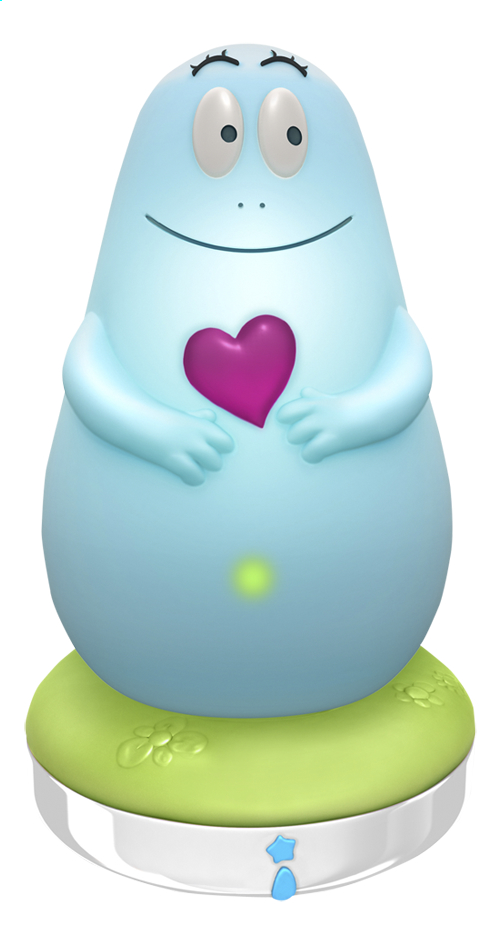 Image pour Pabobo Veilleuse Lumilove Barbapapa bleu à partir de Dreambaby